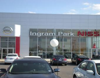 INGRAM PARK NISSAN San Antonio, Texas 78238