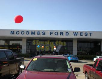 red mccombs ford - west san antonio, texas 78238