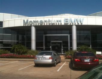 MOMENTUM BMW  MINI Houston Texas 77074